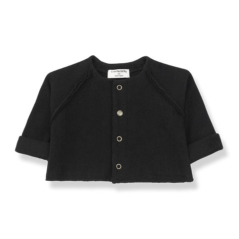 one more in the family jacket ancona with buttons