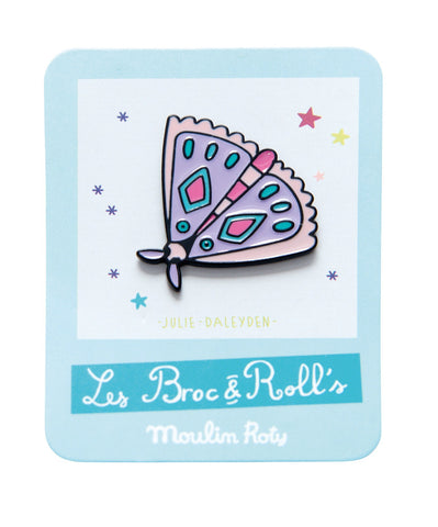 Moulin Roty - Butterfly Pin