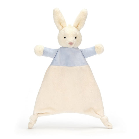 Jellycat Star Bunny Blue Soother
