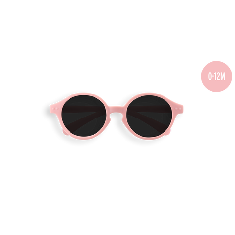 izipizi sunglasses for babies in pink