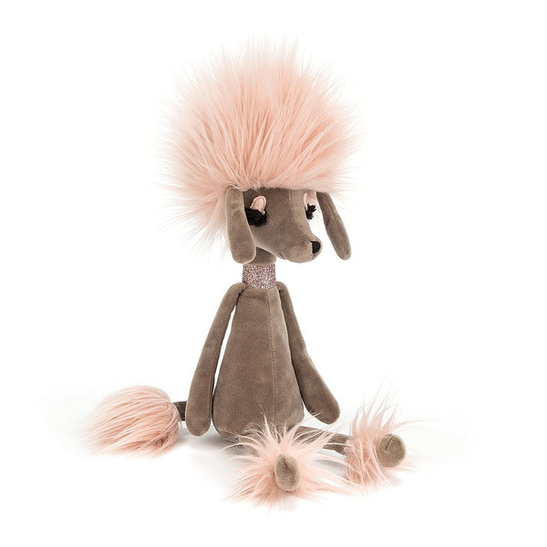 swellegant penelope poodle from jellycat