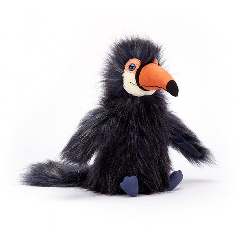 jellycat tony toucan at konfetti kids barcelona