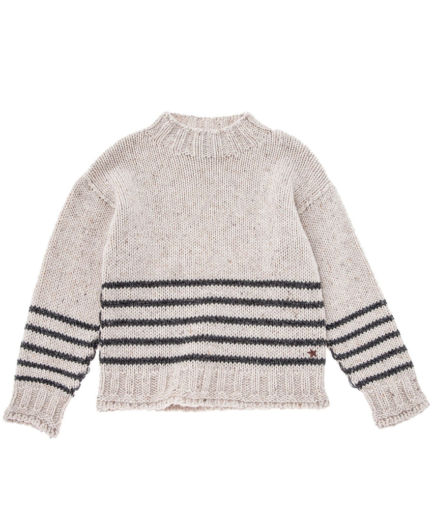 Tocoto Vintage - Striped Sweater