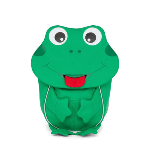 finn frog small in green from affenzahn