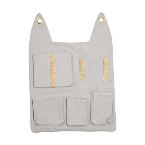 Fabelab - Wall Pocket - Grey