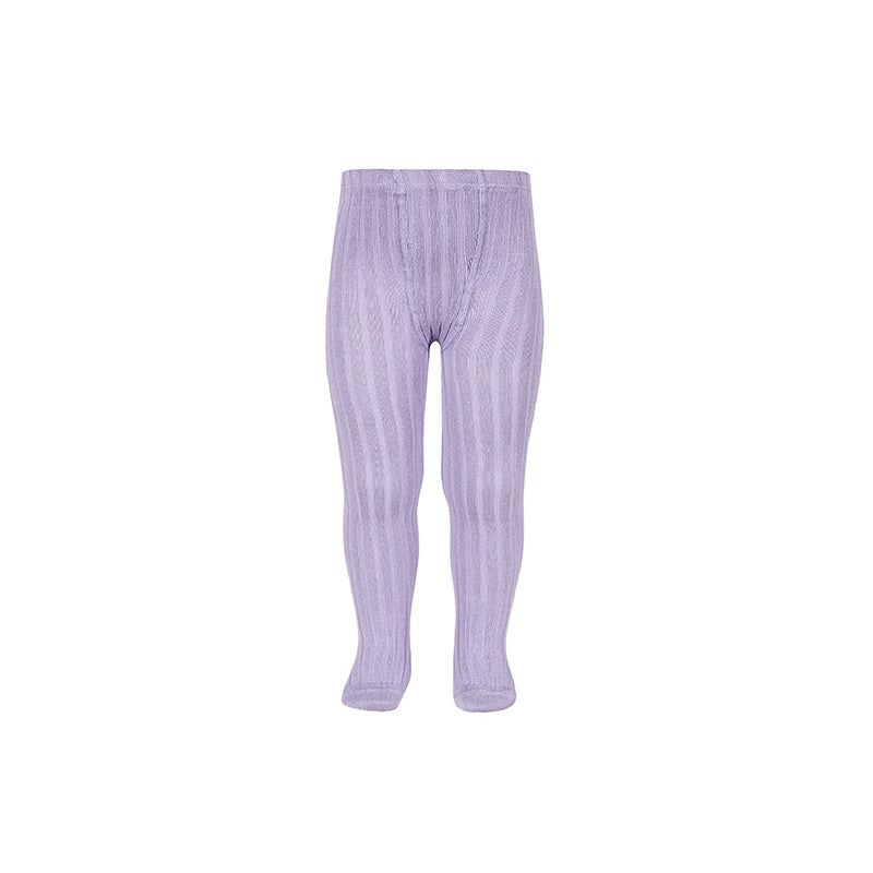 Cóndor - Rib Tights - Lavender