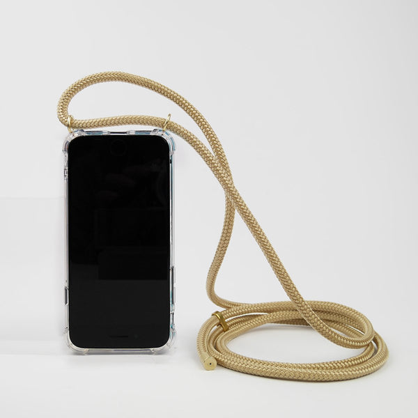 iPhone case funda movil knok berlin gold