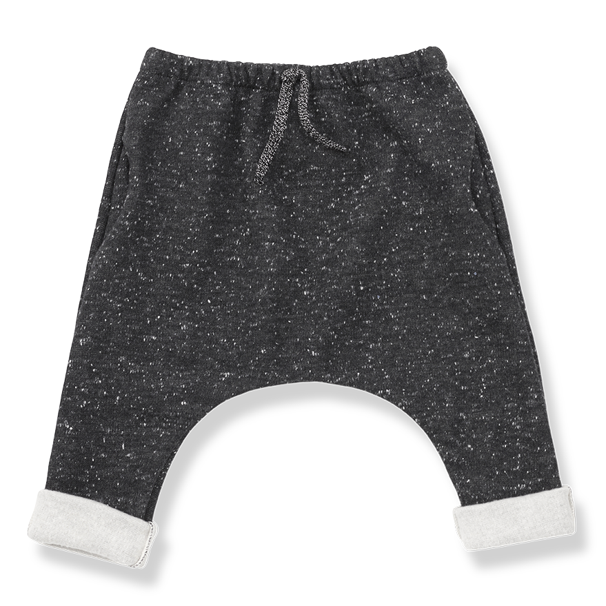 cari pants from 1+ in the family grey anthracite