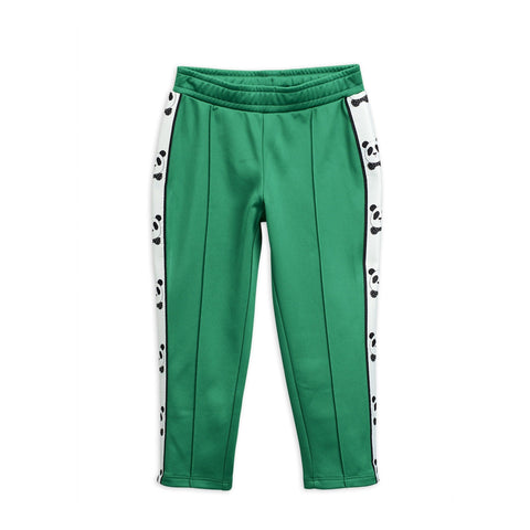 panda trousers pants mini rodini green