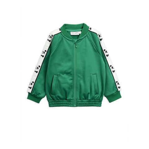 A green sporty jacket  mini rodini panda