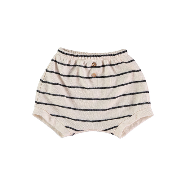 buho barcelona nemo striped shorts bloomers with buttons