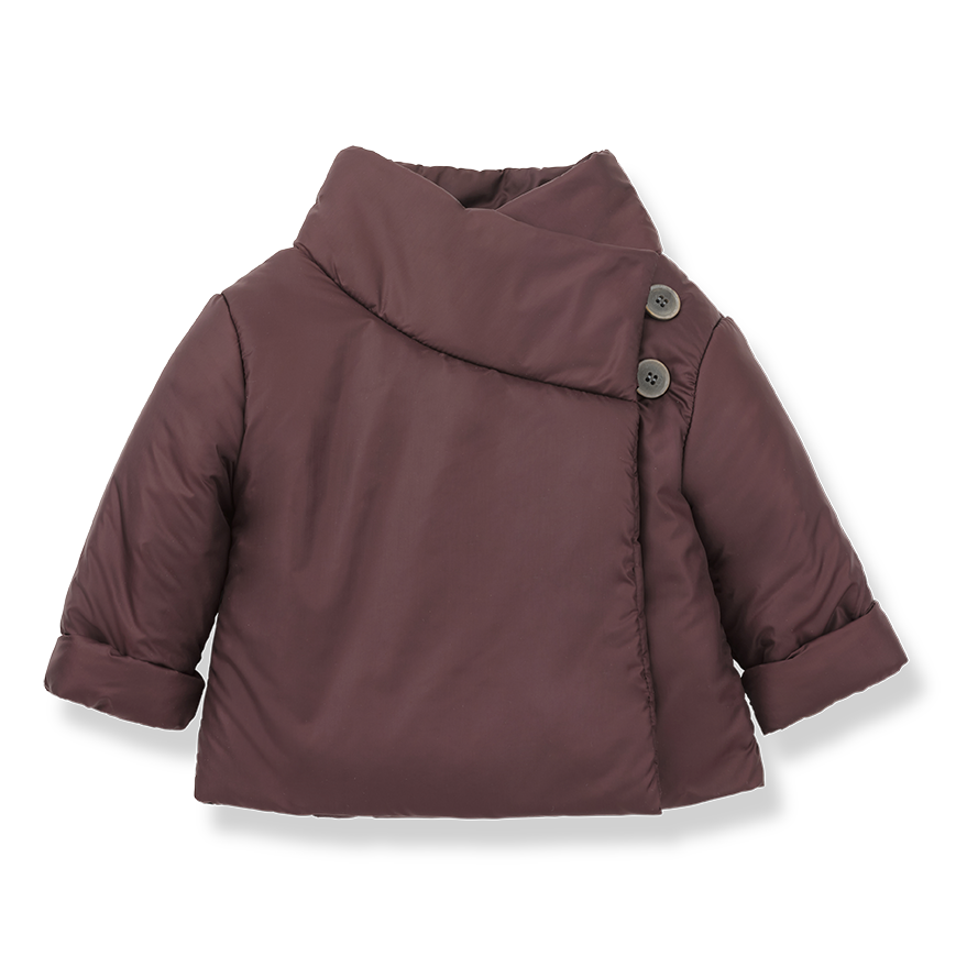 jacket Kata from 1+ in the family color bordeaux