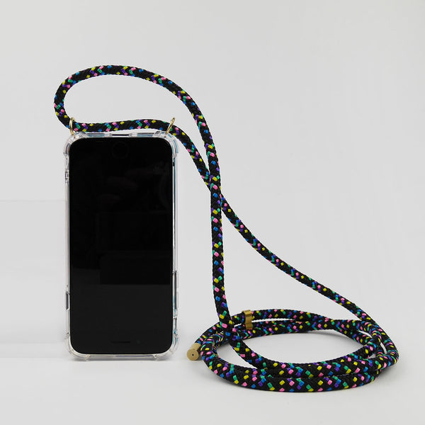 disco black iPhone case knok berlin