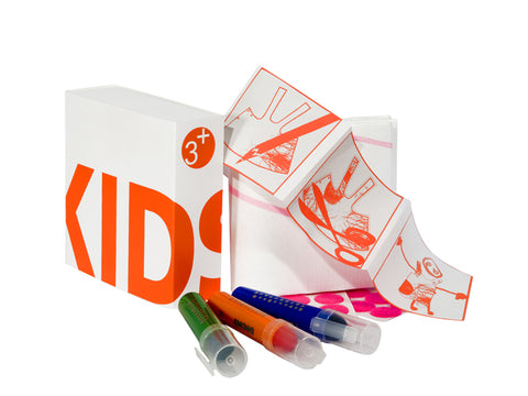 KIDS, Painting Kit, KONFETTI kids