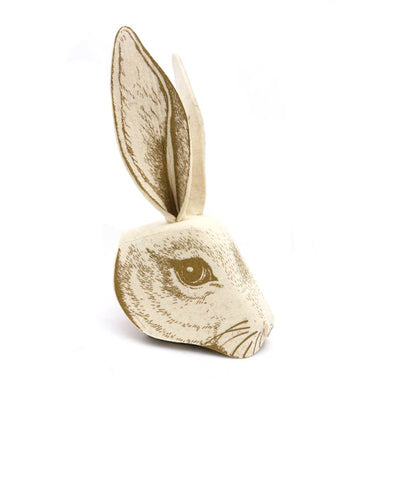 frida's tierchen rabbit headpiece gold