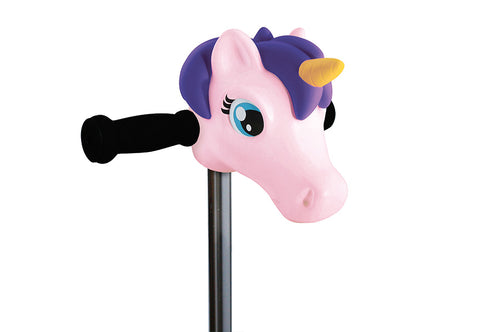scootaheadz unicorn micro patinete cabeza head