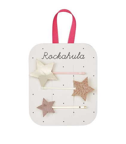 star gazer slides from rockahula gold and pink