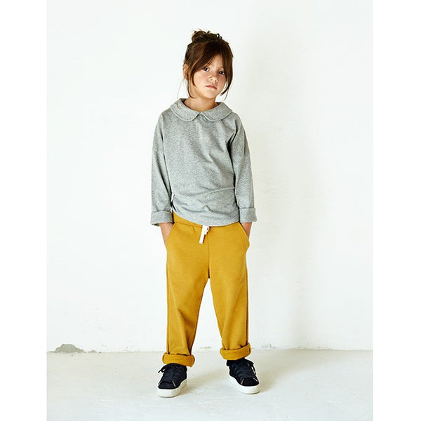 Straight Pants, Gray Label