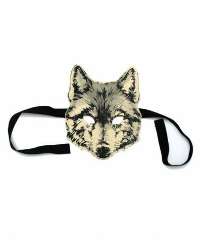 wolf mask fridas tierchen wool