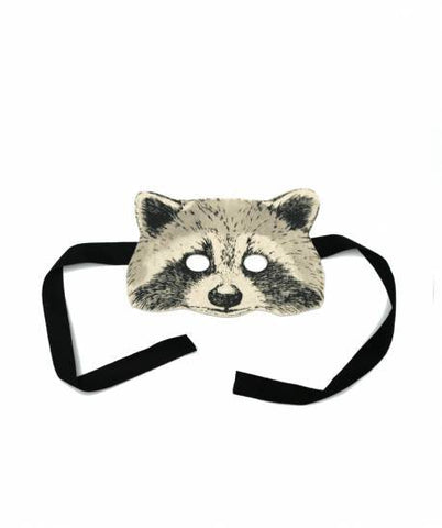 racoon mask lana fridas tierchen