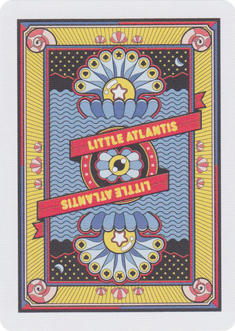 Bicycle® Little Atlantis