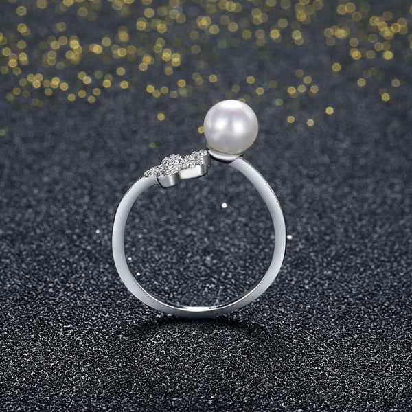 925 Sterling Silver Ring LS02