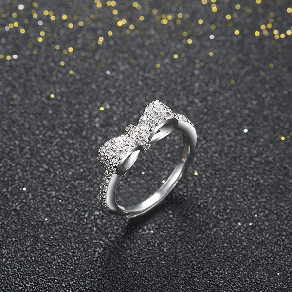 925 Sterling Silver Ring LS04