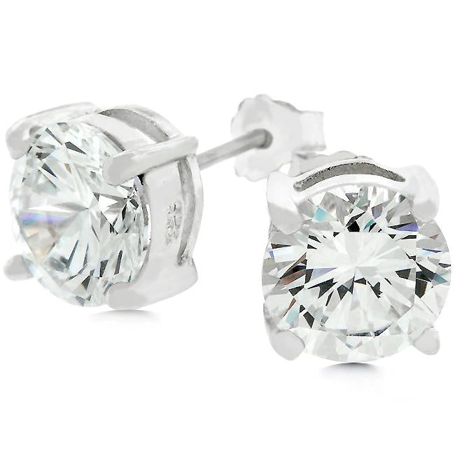 Brooke Stud Earrings - E00245RS-S01