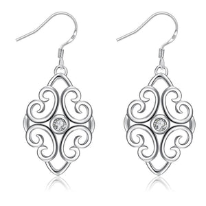 Silver Earrings LSE006
