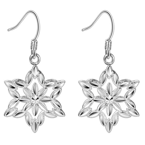 Silver Earrings LSE1022