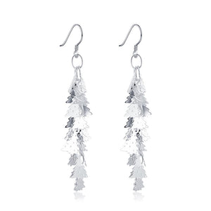 Silver Earrings LSE673