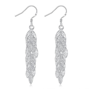 Silver Earrings LSE674