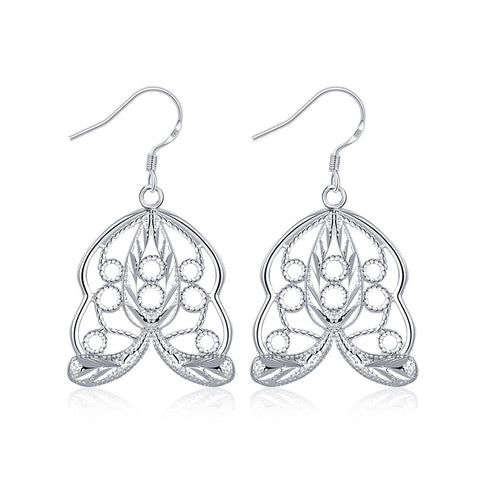Silver Earrings LSE680