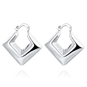 Silver Earrings LSE700