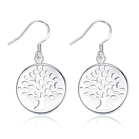 Silver Earrings - LSE827