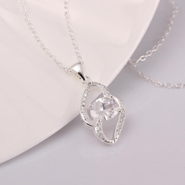 Silver Necklace LSN003