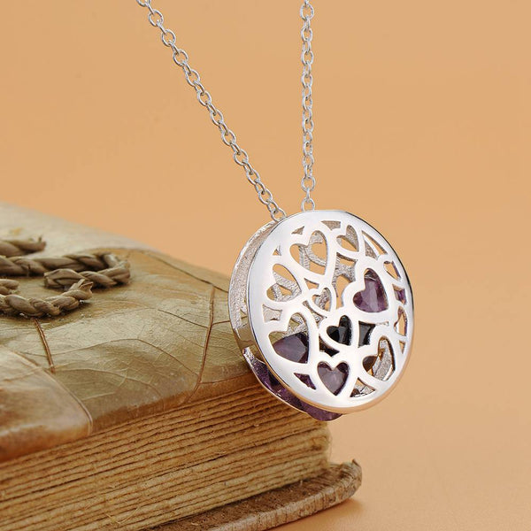 Silver Necklace LSN1175