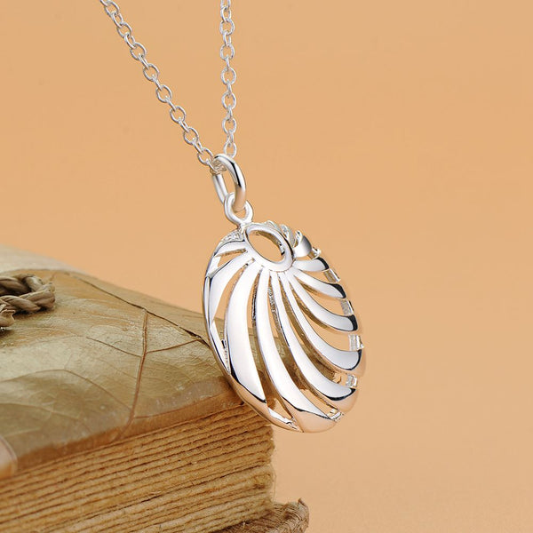 Silver Necklace LSN1178