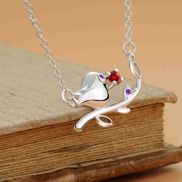 Silver Necklace LSN1185