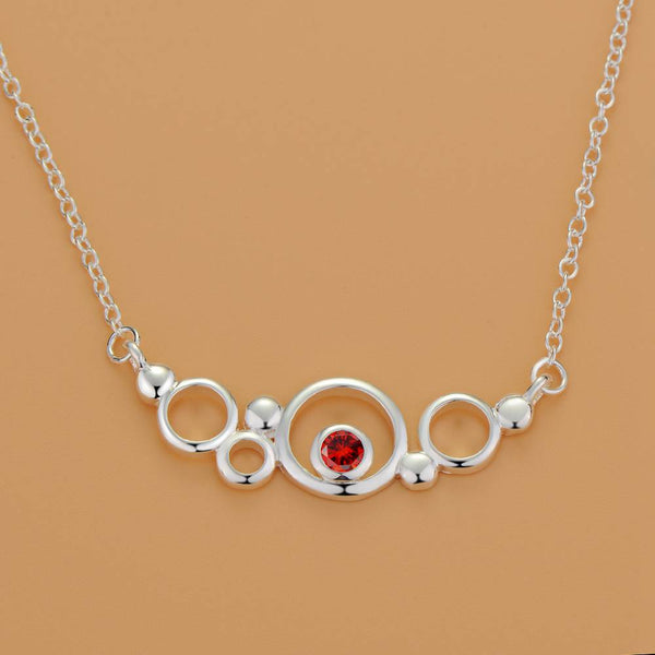 Silver Necklace LSN1187