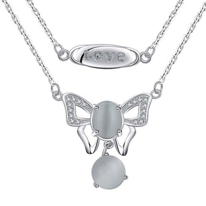 Silver Necklace LSN1190