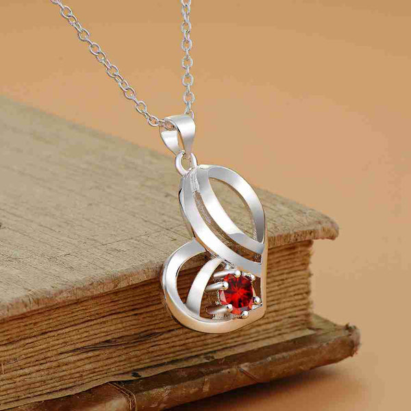 Silver Necklace LSN1198