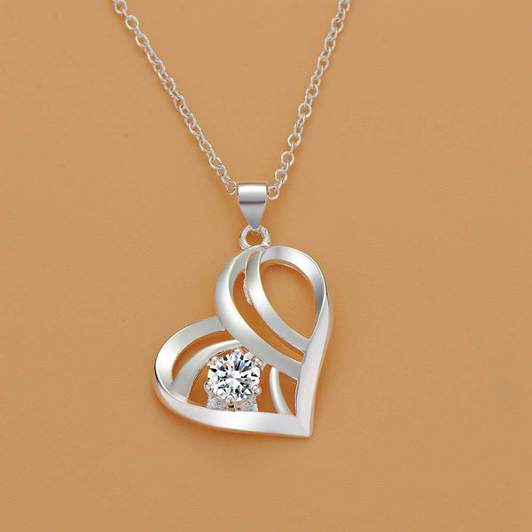 Silver Necklace LSN1199
