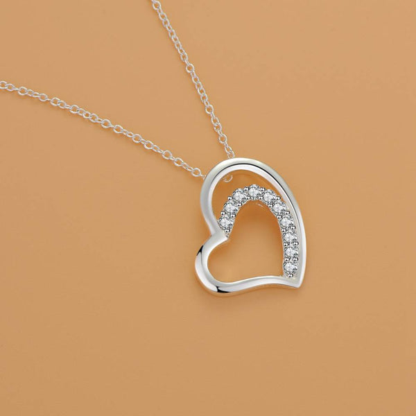 Silver Necklace LSN1215
