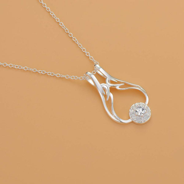 Silver Necklace LSN1217