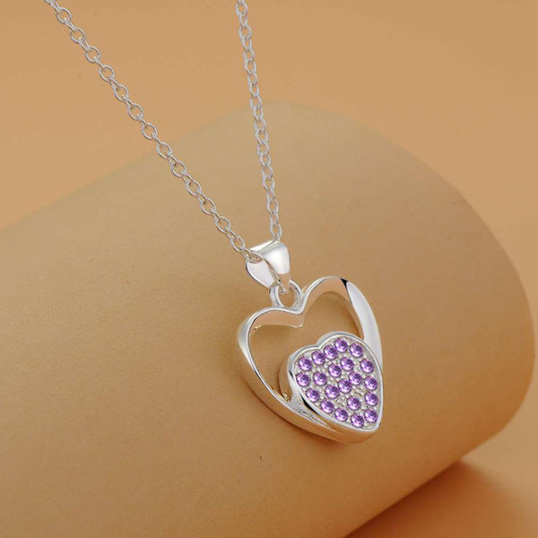 Silver Necklace LSN1222