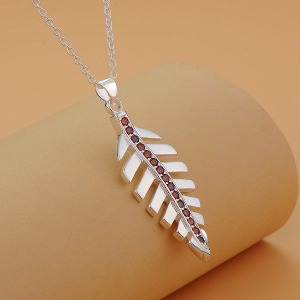 Silver Necklace LSN1223