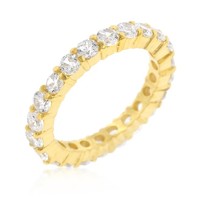 Jessica Band in Goldtone Finish - R07349G-C01