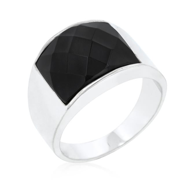 Onyx Cocktail Ring - R07542R-V03