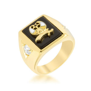 Shriners Men's Ring - R07571G-V01
